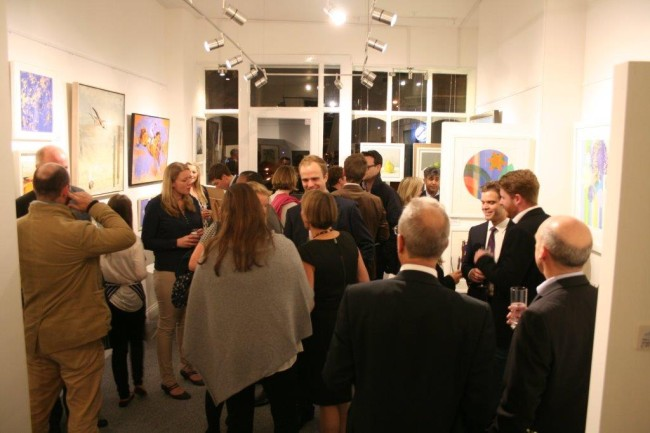 Oil_&Water_Gallery_Wandsworth_Opening_Night_1