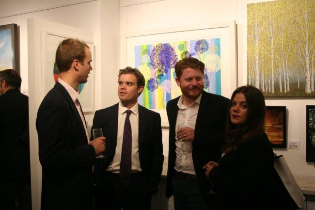 Oil_&Water_Gallery_Wandsworth_Opening_Night_2