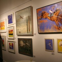 OIL & WATER GALLERY NOW OPEN