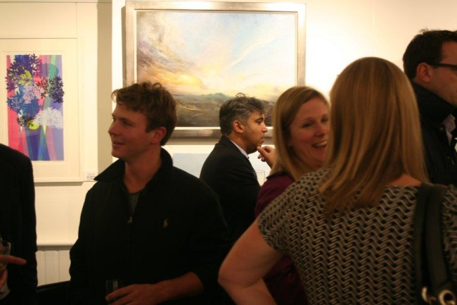 Oil_&Water_Gallery_Wandsworth_Opening_Night_5