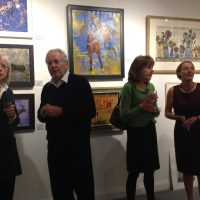 PRIVATE VIEWING FOR CATHERINE INGLEBY