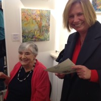 Jane Atkinson's new exhibition 'Paintings and Etchings'