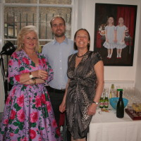 Oil and Water's New Artists – Private View